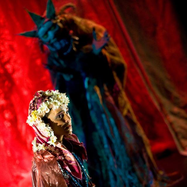 Wayra et le sorcier de la grande montagne